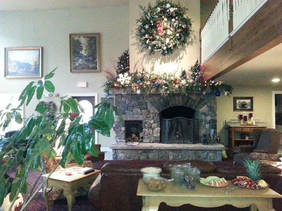 Snowflake Inn : Lobby