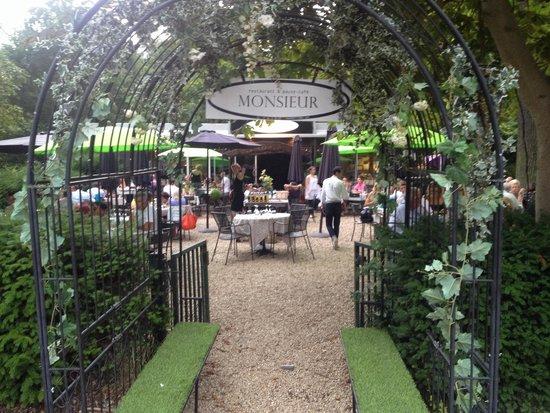 Restaurant Monsieur Saint Cloud