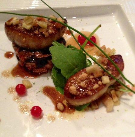 L'idée Saveurs : Duck & Foie Gras Main