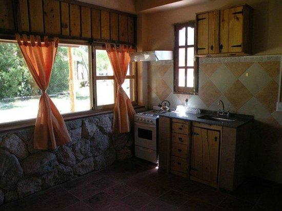 Apart Cabanas Altos de Vaquerias: Cocina Loft 5
