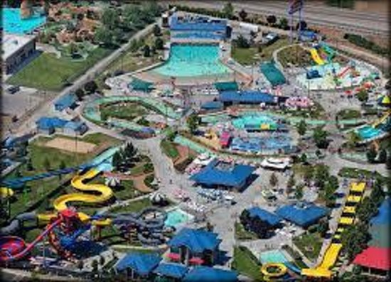 Roaring Springs Waterpark照片