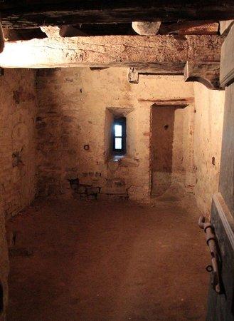 Zavattarello, อิตาลี: castello dal verme