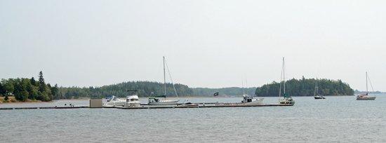 Rodd Brudenell River Resort: Marina