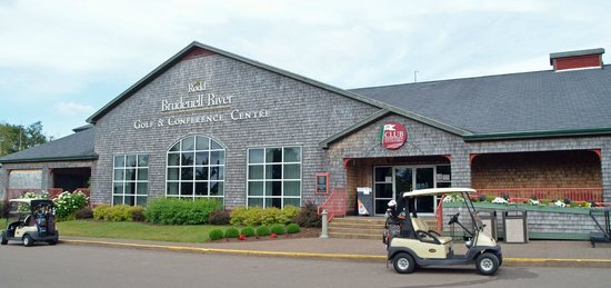 Rodd Brudenell River Resort: Brudenell Club House