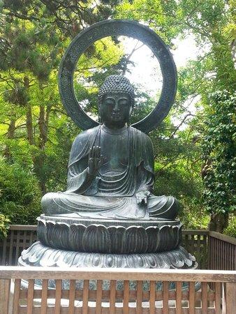 Japanese Tea Garden : Buddha