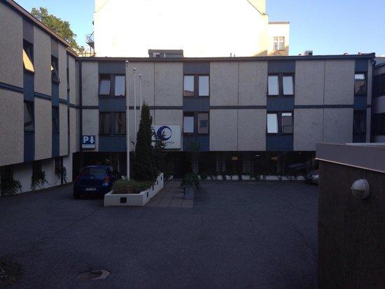 Centro Hotel Turku : Außenaufnahme Hotel