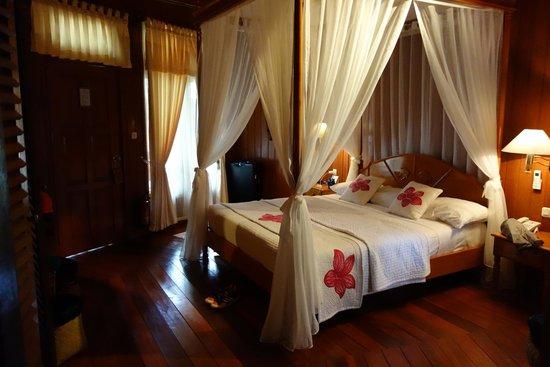 Gangga Island Resort & Spa: Amazing room