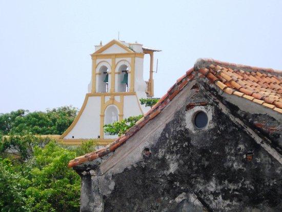 Bantu Hotel By Faranda Boutique: Iglesia de Santo Toribio