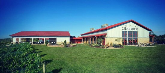 ‪Cedar Ridge Winery & Distillery‬