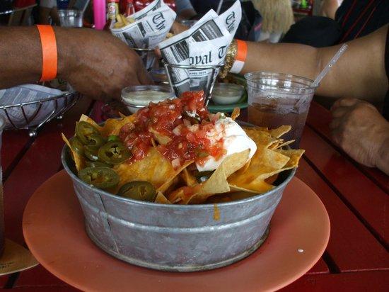 Jimmy Buffett's Margaritaville: Nachos