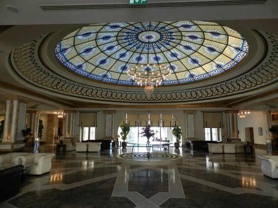 Kempinski Hotel The Dome: Hall hotel