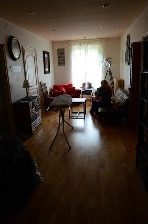 Chambres d'hotes Les Glycines : Corridor_2