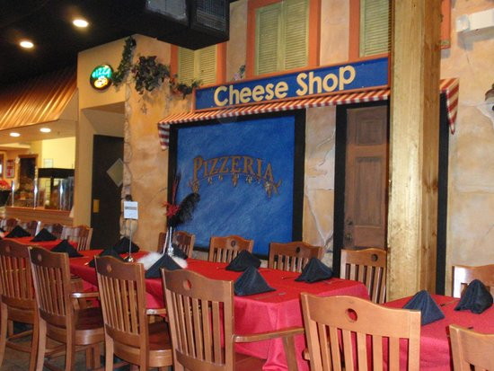 Nicky D's Pizza: Cheese anyone