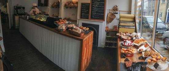 Norfolk Street Bakery: A delightful shop packed with lovely treats