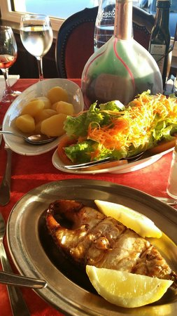 Restaurante Ribamar: Very very good meals