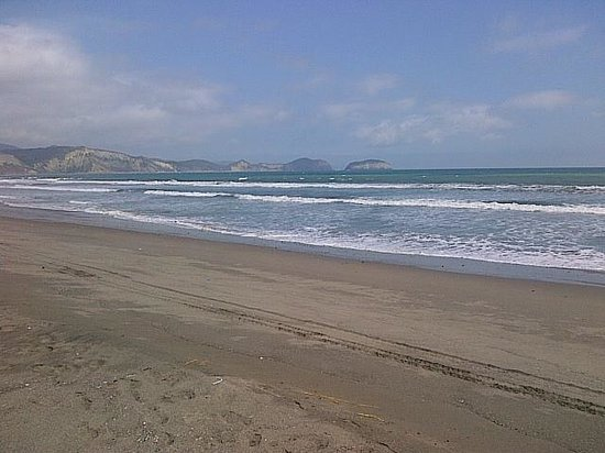 Cabalonga: Al pie de la Playa