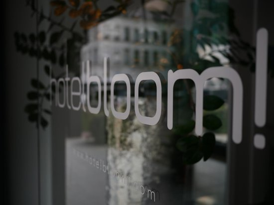 Hotel BLOOM! : Exterior
