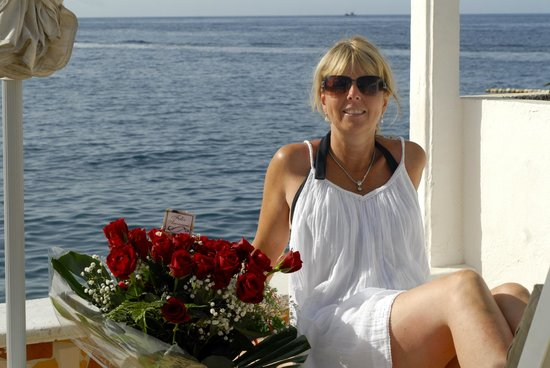 Hotel Puerto de Mogan THe Senses Collection: sunbed overlooking the sea