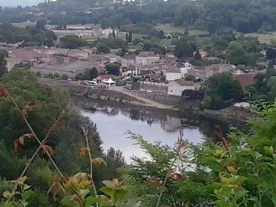 Le Belvedere: Prachtig uitzicht