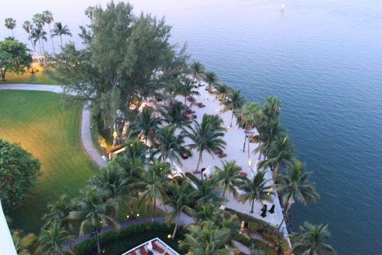 Mandarin Oriental, Miami : la plage