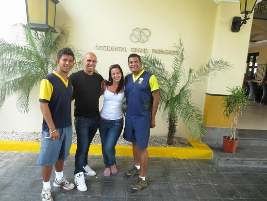 Occidental Papagayo - Adults only: Best staff