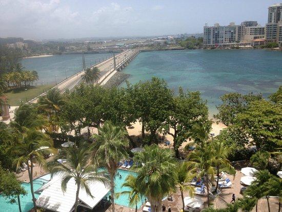 The Condado Plaza Hilton: view