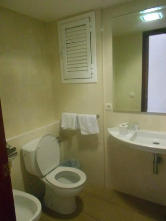 Astoria Park : salle de bain