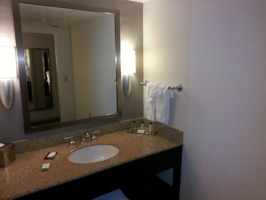 DoubleTree by Hilton Houston - Greenway Plaza : Bath 1610