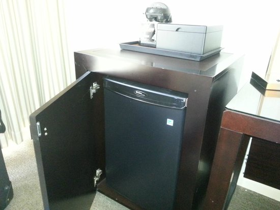 DoubleTree by Hilton Houston - Greenway Plaza : Found the fridge