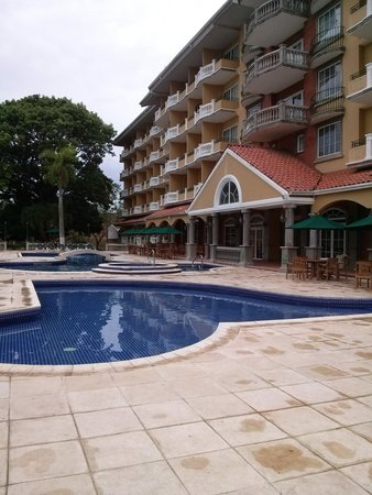 Country Inn & Suites By Carlson, Panama Canal, Panama : Piscina