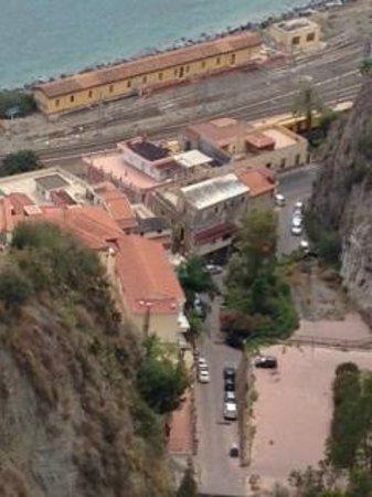 Hotel Corallo: Vista aerea del hotel