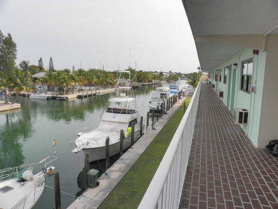 Sombrero Resort & Marina: marina marathon