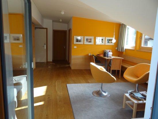 Hotel Schweigl: Suite 201