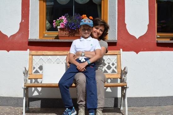 Hotel Jan Maria: Manu & Luca