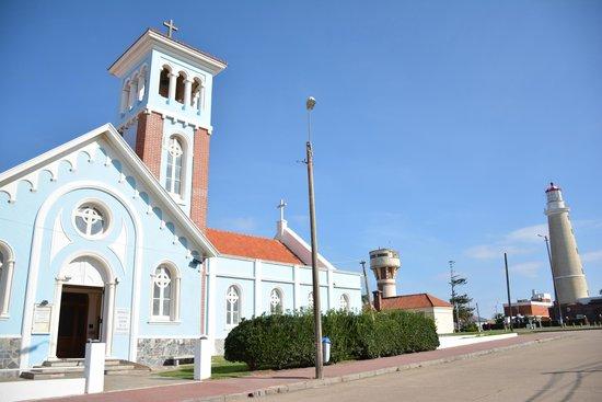 Iglesia Candelaria: Fachada externa