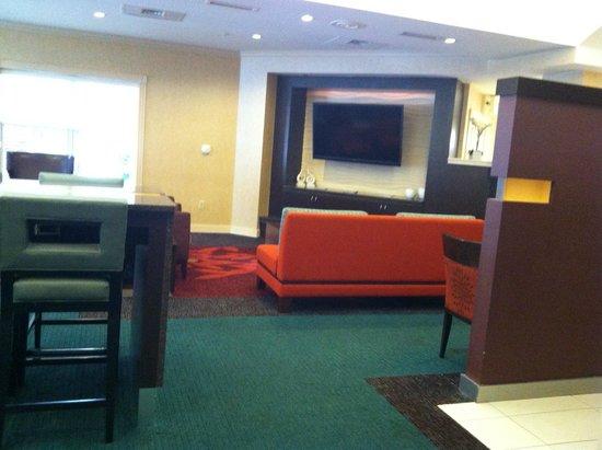 Residence Inn State College : Lobby