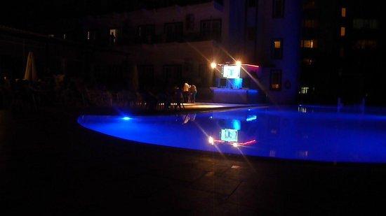 Larissa Blue Hotel: Ночной отель
