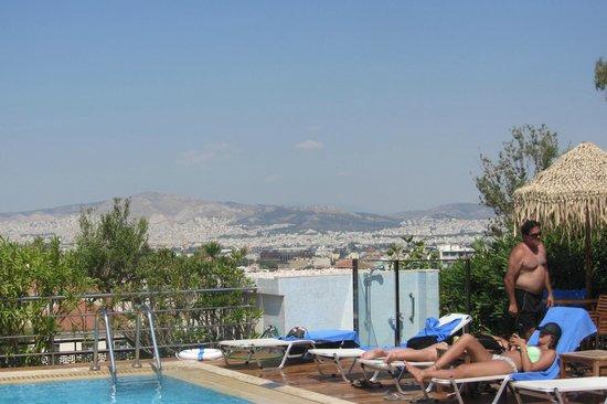 Electra Palace Athens: View