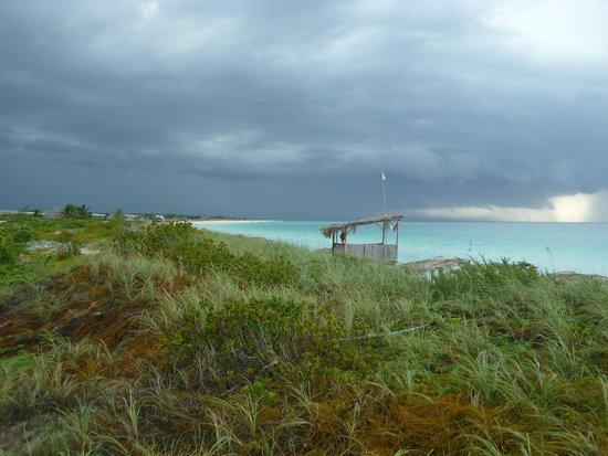 Hotel Playa Cayo Santa Maria: Storm Coming