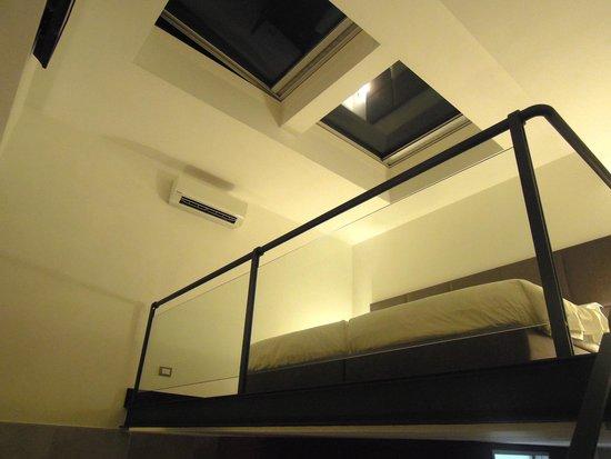 Best Western Hotel Spring House : top bedroom