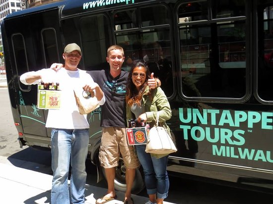Untapped Tours : Mike, you rock sir!