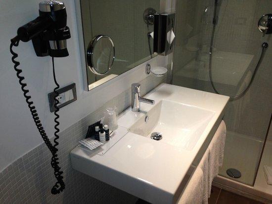 BEST WESTERN Hotel Spring House : batroom