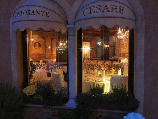 "Hotel ""Colosseo"" Europa-Park: Aussenansicht Restaurant Cesare"