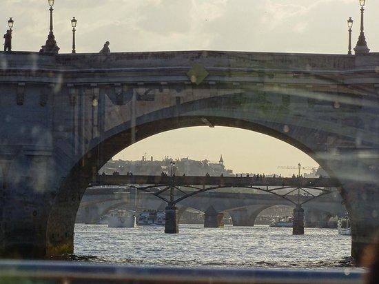 La Seine : Bridges over River