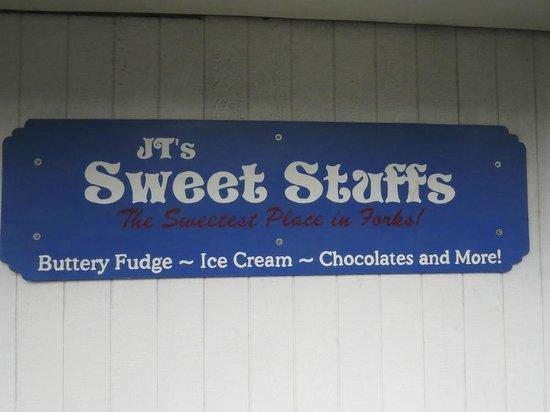 JT's Sweet Stuffs: Sweet stuff