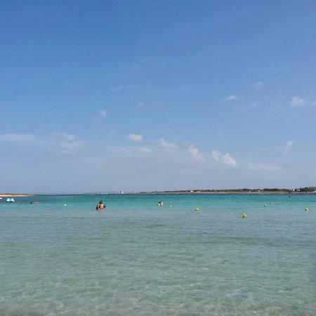 Spiaggia S Isidoro blu salento village - Picture of Blu ...