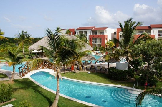 Garden View Pool Picture Of Now Larimar Punta Cana Bavaro Tripadvisor