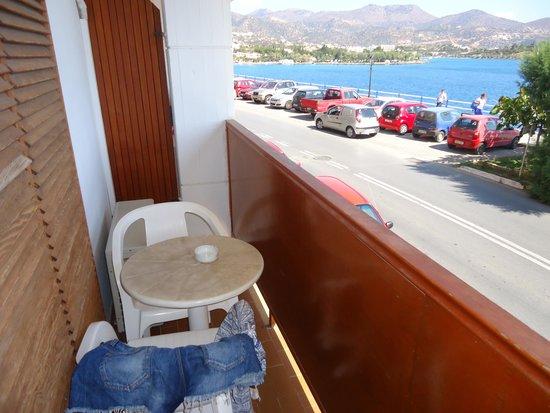 Dessole Coral Hotel: балкон