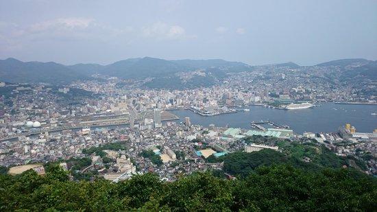 Monte Inasa: View from Mt Inasa