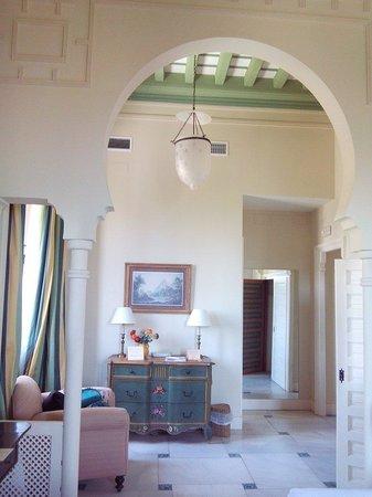 Hotel Castillo de Santa Catalina: Chambre 2